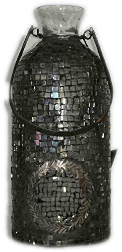 Diga Colmore Venlo B.V. Windlicht hängend mit mosaik Glas 25cm