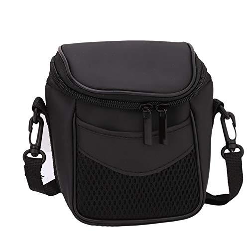 ULILICOO Tragbare Kameratasche Canvas-Kameratasche Kamera-Aufbewahrungstasche für Männer und Frauen