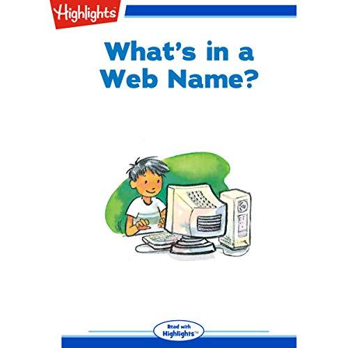What's in a Web Name? copertina