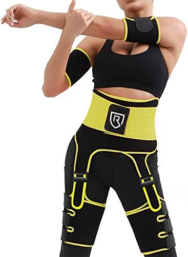 ROSRAN Waist and Thigh Trainer for Women High Waist Thigh Trimmer Butt and Thigh Enhancer Butt product image