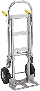 Capacity Wesco 230055 StairKing Battery Powered Stair Climbing Appliance Truck Steel Nose Extension Option 28 Width x 4 Height x 12 Depth 850-lb