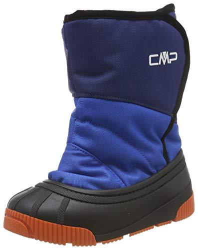 CMP Unisex Kinder Latu Stiefel, Blau (Marine-Royal 09md), 26/27 EU
