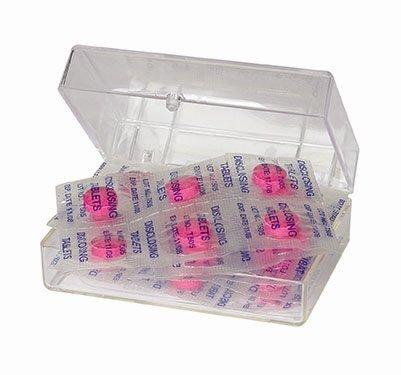 Flents Dental Disclosing Tablets (30) - Eliminate Plaque Build-up