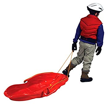ESP 42  Backpack Sled – Tough Portable Polyresin Sled – Diamond Polished Bottom – Snow Gear 1062