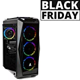 NITROPC - PC Gamer Extremo *Black Friday* (Intel i7: 8/8 x 4,70 GHz (Turbo), Nvidia RTX 2070...