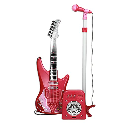 CLAUDIO REIG- Juguete Musical, Color Rosa (8431)
