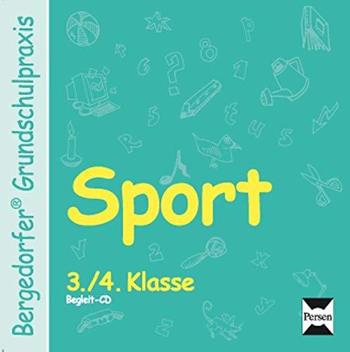 Sport - 3./4. Klasse - CD (Bergedorfer® Grundschulpraxis)