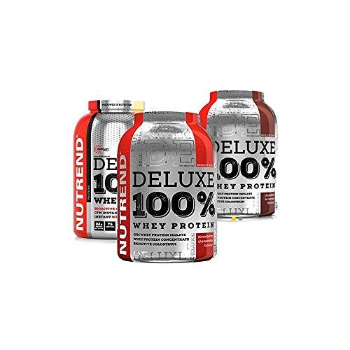 Deluxe 100% Whey 900g Proteine Cioccolato Nocciola