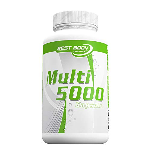 Best Body Nutrition Multi 5000,  100 St. Dose, 89 g