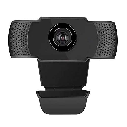 hehsd0 Computer Webcam Brede Hoek Video Conferentie Drive Helder Geluid Live Uitzenden Auto Wit Balans Bedraad CMOS 1080P Ingebouwde Microfoon HD Lens B Port En Spelen