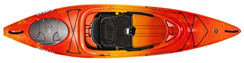 Wilderness Systems Aspire 105 | Sit Inside Recreational Kayak | Adjustable Skeg - Phase 3 Air Pro...