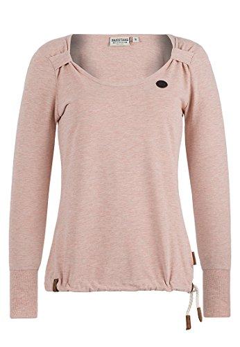 Naketano Damen Sweater Big Dudelsack Flavour Sweater