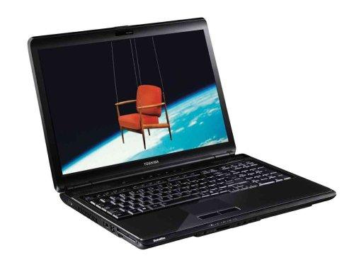 Toshiba Satellite L350-24Q 43,2 cm (17 Zoll) Laptop (Intel Pentium T4300 2.1GHz, 4GB RAM, 320GB HDD, ATI Radeon HD 4650, DVD+- DL RW, Vista Home Premium)