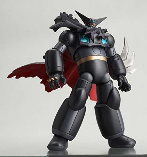 Shin Getter Kaiyodo Revoltech Super Poseable Action Figure Black Getter [OVA Version] by Kaiyodo [並行輸入品]