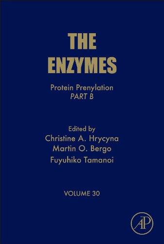 Protein Prenylation, Part B (ISSN Book 30) (English Edition)