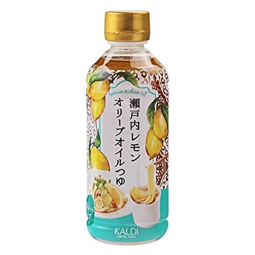 瀬戸内レモンオリーブオイルつゆ 300ml