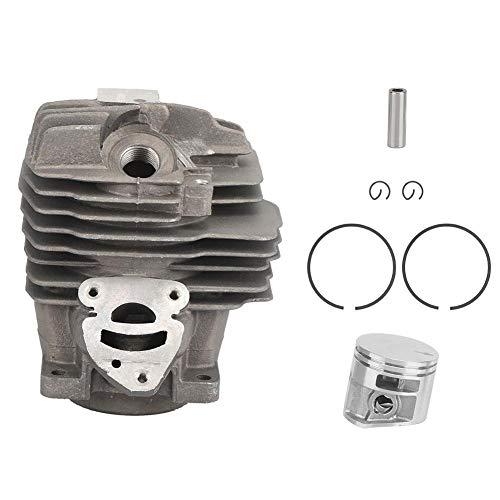 44,7 mm Kolbenkettensägezylinder Kolbenring Hardware Werkzeugzubehör Zylinderbaugruppe Passend für Stihl MS261