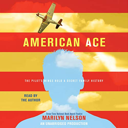 American Ace audiobook cover art