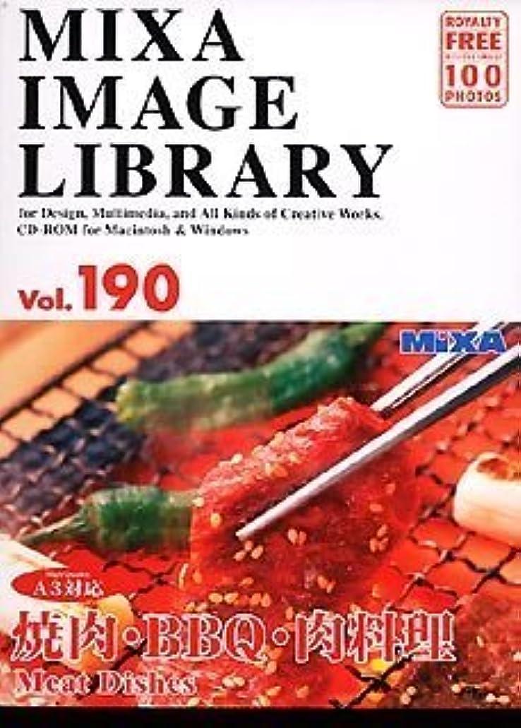 シビック満員オプショナルMIXA IMAGE LIBRARY Vol.190 焼肉?BBQ?肉料理