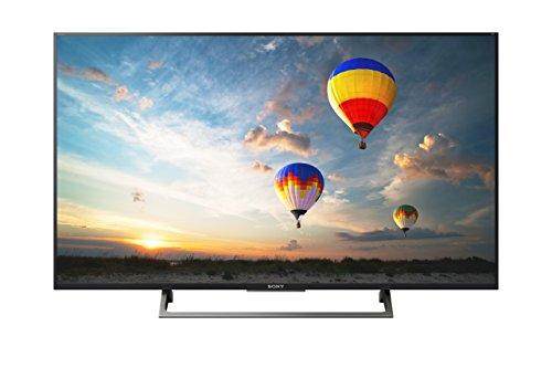 Sony XBR49X800E 49-Inch 4K Ultra HD Smart LED TV (2017 Model) (Renewed)