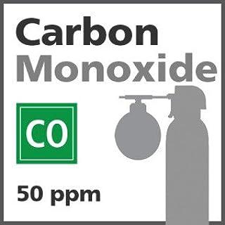 balance Air 58 Liter Gasco 58L-112-2 Precision Calibration Gas 2 ppm Nitrogen Dioxide