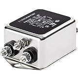 SCHAFFNER FN 2020-10-06 Filtro antidisturbo 250 V/AC 10 A 0.8 MH (L x A) 64 mm x 29.3 mm 1 pz.