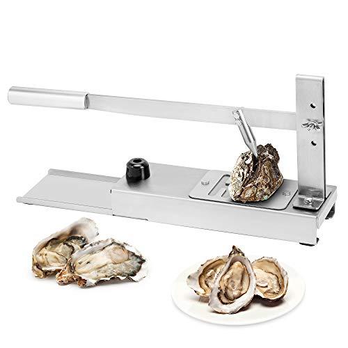 BAOSHISHAN Oyster Shucker Oyster Opener Set Stainless Steel Oyster...