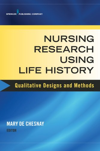 41qU0DluvSL - Nursing Research Using Life History: Qualitative Designs and Methods in Nursing