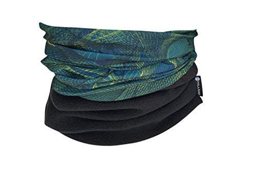 Hilltop Tour de cou multifonctions en polaire, foulard, cache-cou, disponible dans de nombreuses couleurs, couleur:Design 355-20