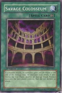 Yu-Gi-Oh! - Savage Colosseum (SOVR-EN047) - Stardust Overdrive - Unlimited Edition - Common