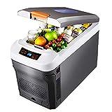 BD.Y Refrigerador portátil multifunción para automóvil, Mini refrigerador eléctrico para congeladores de medicamentos, refrigerador pequeño de 12V DC 24V AC 220V y Calentador para el Picnic de Vi