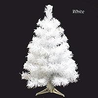 1. Dimensioni: questo albero di Natale artificiale misura 2 piedi di altezza e 2,6 piedi di diametro. Dimensione perfetta per la decorazione domestica di Natale. 2. Effetto Full e Pump: l'albero sempreverde possiede molti rami coperti totalmente di 7...
