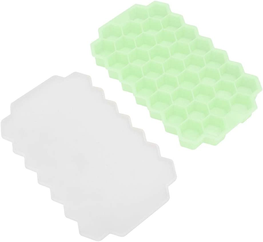 Ice Trays Easy To Clean Food Making Grade Silicone Bee Tool Branded goods Low price DIY