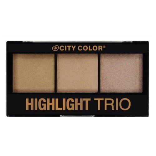 CITY COLOR Highlight Trio - New Shade