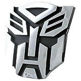 Transformers Autobot Chrome Auto Emblem - 3' Tall