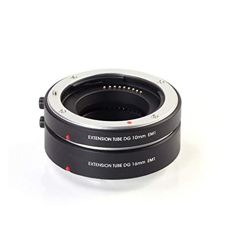 FOTGA Macro AF - Tubo de extensión para Canon EOS EF-M (10...