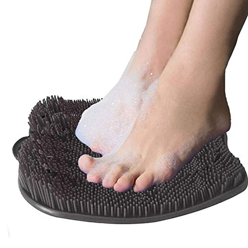 Shower Foot Scrubber Feet Cleaner with Non...