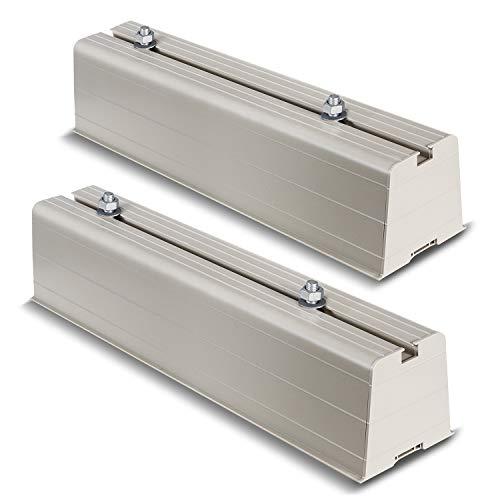 Maclean, MC-863, condizionatore, climatizzatore da pavimento, pompa di calore 450 PVC, fino a 100 kg, set da 2 pezzi