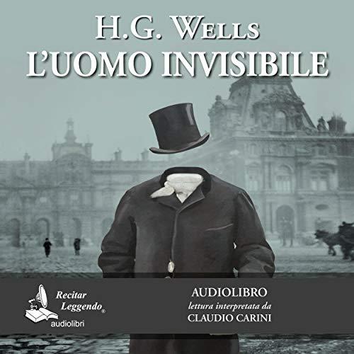 L'uomo invisibile copertina