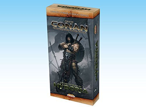 Age of Conan: Adventures in Hyboria by Ares Games