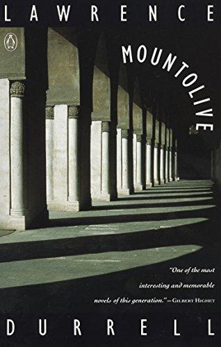 Mountolive (Alexandria Quartet)