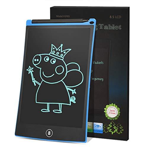Dreamingbox Spielzeug für Jungen 3-8 Jahre, LCD Schreibtafel für Kinder Spielzeug für Mädchen 3-12 Jahre 2019 Geburtstag Geschenke für Mädchen ab 3-12 Neujahrsgeschenk für Jungen 3-12 Jahre Blau