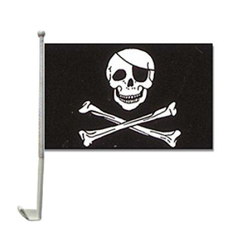 Everflag Auto-Fahne: Pirat