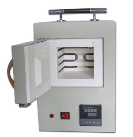 Horno eléctrico de fibra de cerámica cerrado Laboratorio pequeño horno eléctrico 1.5kw 220V-240V