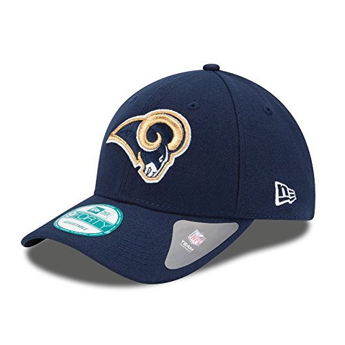 New Era Herren 9Forty Los Angeles Rams Kappe, Blau, OSFA