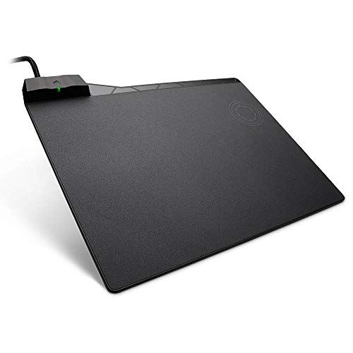 Corsair MM1000 Qi Wireless Charging Mouse Pad - Black