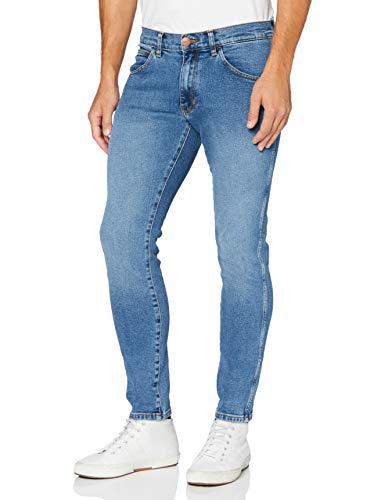 Wrangler Bryson Jeans, Piedras Azules, 31W x 34L para Hombre