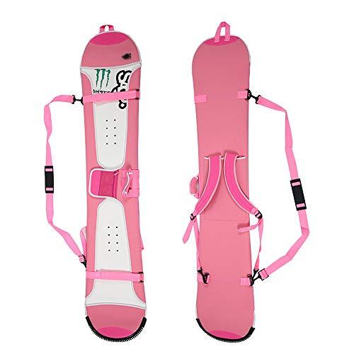 N \ A Snowboard Protection Fabric Softcover, Snowboard-Schutzhülle für die Aufbewahrung von Reiseträgern Transportschutzkoffer