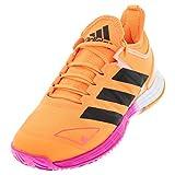 adidas Adizero Ubersonic 4 Screaming Orange/Black/Screaming Pink 10.5 D (M)