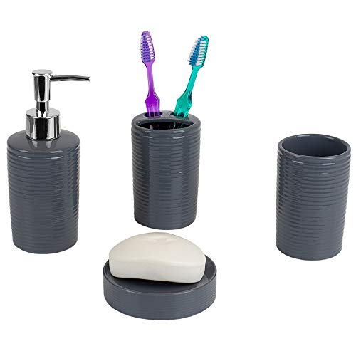 La mejor selección de Accesorios para baño de ceramica , tabla con los diez mejores. 6
